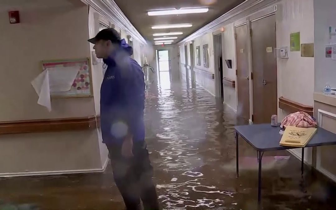 Hurricane Harvey: Personal and Professionally Personal