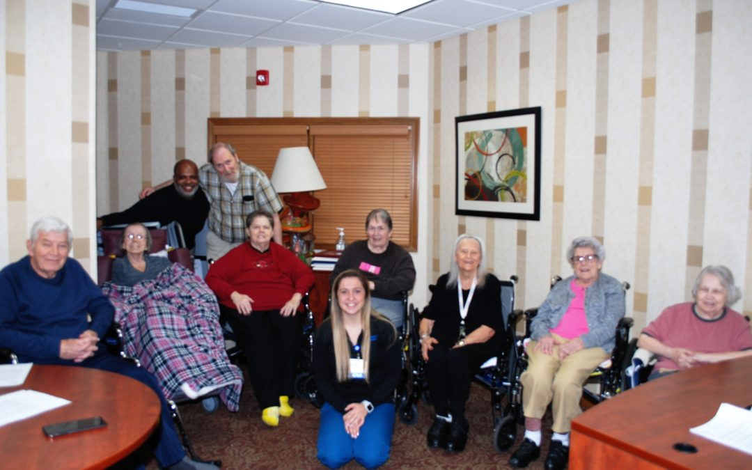 Five Life Lessons Learned at a Skilled Nursing Facility